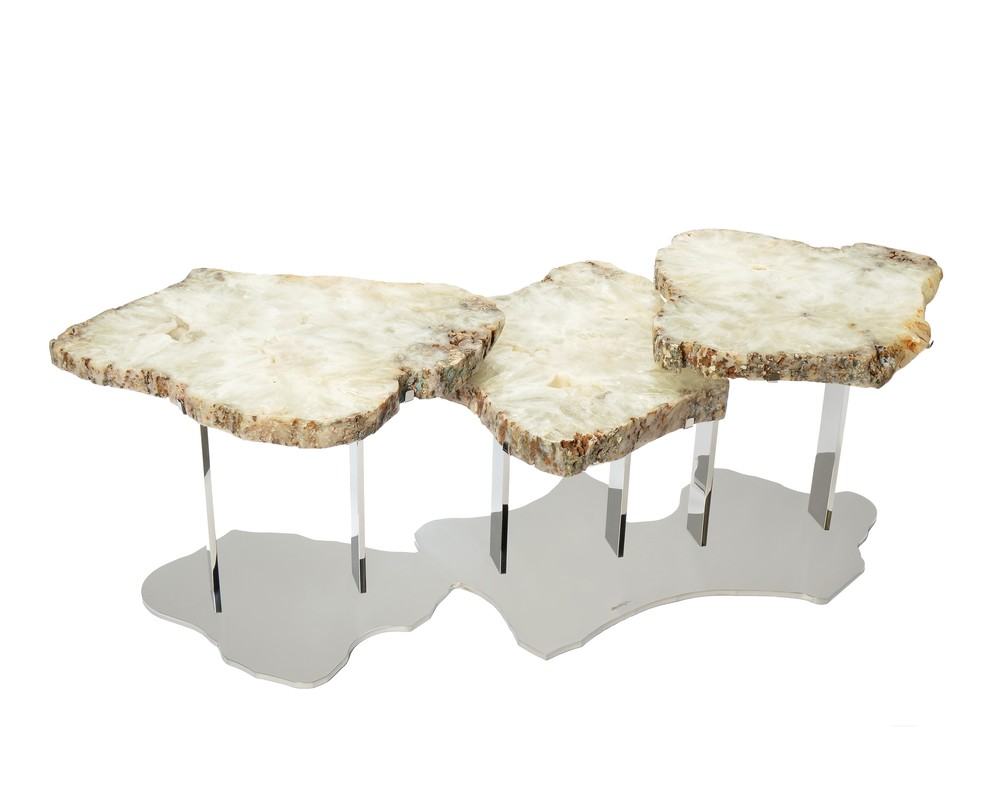 3 agate table