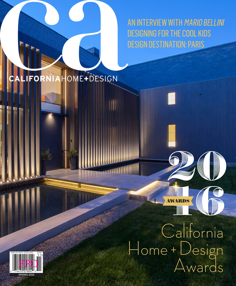 Ca home   design cover